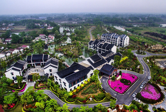 Attractive Villages in China