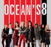 Learning Social Chinese from movie:  Ocean's Eight